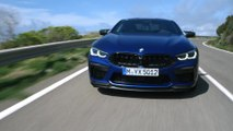 2020 BMW M8 Competition Coupe Driving Video