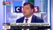 René Trabelsi : «Les deux terroristes des attentats d'hier sont deux Tunisiens»
