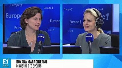 Roxana Maracineanu - Europe 1 vendredi 28 juin 2019