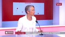 Marion Marechal invitée du Medef : « Ce n'est pas la bonne façon de combattre le populisme » déclare Elisabeth Borne