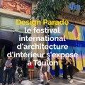 Design Parade, le festival international d'architecture d'intérieur s'expose à Toulon