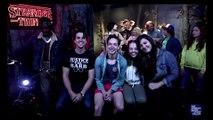 Les acteurs de Stranger Things s'amusent à faire peur à leurs fans