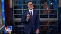 Stephen Colbert's LIVE Monologue Following Democratic Debate #2