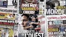La stratégie osée de l'Inter Milan pour récupérer Romelu Lukaku, un courtisan inattendu débarque pour Gonzalo Higuain