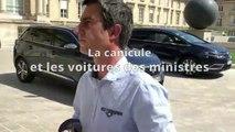 Francois Ruffin critiques l'utilisation de voiture pendant la canicule