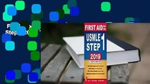 Full E-book  First Aid for the USMLE Step 1 2019, Twenty-Ninth Edition Complete