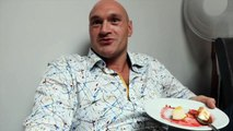 EDDIE HEARN, YOU GOT AJ BEAT! -TYSON FURY FIRES BACK /WILDER NEXT POSSIBILITY / OPEN TO MILLER FIGHT