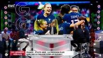 Le monde de Macron: France/Etats-Unis, la pression est plus dure que la chaleur pour les Bleues ! - 28/06