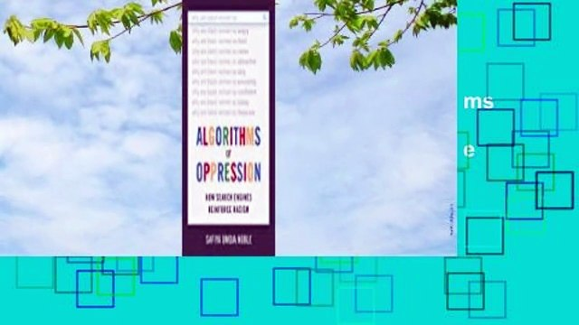 Full version  Algorithms of Oppression: How Search Engines Reinforce Racism  For Kindle  Full