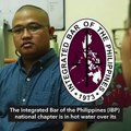 IBP in hot water over Bikoy; heads face disbarment complaint