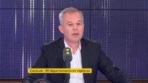 """Université d'été du Medef : """"Annuler la venue de Marion Maréchal, c'est la meilleure décision"""" réagit François de Rugy"""