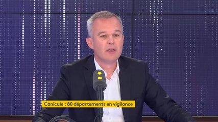 François de Rugy - Franceinfo vendredi 28 juin 2019