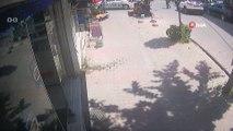 Bahçelievler'de 500 bin liralık altın hırsızlığı kamerada