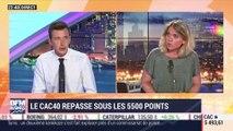 Les Marchés: Le CAC 40 repasse sous les 5 500 points ce jeudi - 27/06