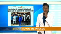 Press Review of June 28, 2019 [The Morning Call]