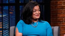 Rep. Pramila Jayapal Convinced a College Classmate She Was a Princess
