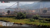 Il Ponte Morandi non c'è più: le immagini della demolizione   Notizie.it