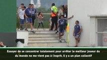 """Dudamel : """"Contrecarrer les capacités de Messi"""""""