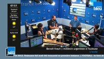 Invité France Bleu Occitaine : Benoit Viault, médecin urgentiste à Toulouse et signataire de la pétition du collectif Fakemed  contre l'homéopathie