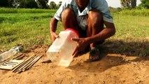 Facile D'Oiseaux Piège À L'Aide De Grosse Bouteille En Plastique - Oiseau Fantastique Piège De La Technologie Que Le Travail À 100% Par Des Hommes