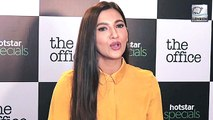 Gauhar Khan Launches Her First Web Series 'The Office'