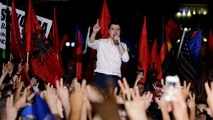 Tirana mayor warns against Albania being 'the Pyongyang of Europe'