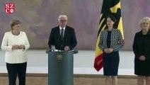Merkel yine korkuttu… Haftalar sonra yine titreme krizine girdi