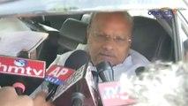 చంద్రబాబు నివాసానికి నోటీసులు ఇవ్వటం పై టీడీపీ ఫైర్ || TDP Leaders Serious On Notices To CBN House