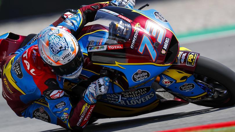 Moto 2 : Vivez en DIRECT et en CLAIR les FP2 du Dutch GP !