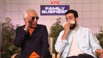 Family Business (Netflix) : Interview de l'équipe de la série