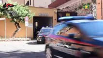 Roma - Operazione dei Carabinieri (28.06.19)