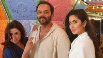 Katrina Kaif, Farah Khan & Rohit Shetty's sneak-peek from Tip Tip Barsa Paani | FilmiBeat
