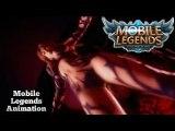 Mobile Legends Animation - Selena VS Hanabi