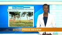 Guinée-Bissau : l'impasse politique au sein du PAIGC [Revue de presse]
