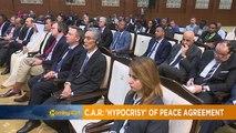 RCA : les Évêques critiquent l'accord de Kharthoum [Morning Call]