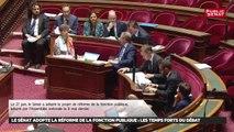 Le Sénat adopte la réforme de la fonction publique : les temps forts du débat - Les matins du Sénat (28/06/2019)