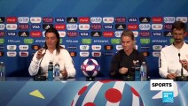 France prepare ahead of clash against USA in Women's World Cup