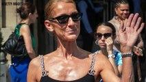 Céline Dion : son look ultra canon pour lutter contre la canicule parisienne