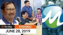 Cayetano, Velasco to split House Speaker terms?   Evening wRap