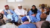 Ras Balayira - Visite d'IBK chez Bouyé - et Haidara chez Mahmoud Dicko