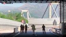 Ponte Morandi, l'implosione vista dagli addetti ai lavori | Notizie.it