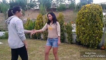 Aiki Jutsu Do Self Defense Learning Wrist Techniques