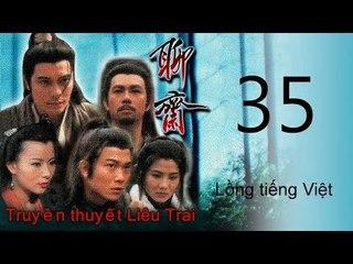 Truyền thuyết Liêu Trai 35/35 (tiếng Việt) DV chính: La Gia Lương,Lý Mỹ Phụng; TVB/1996