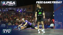 """""""Ali Farag is just jumping on everything!"""" - Free Game Friday - Farag v Coll"""