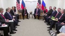 Trump brinca e pede que Putin não interfira nas eleições de 2020