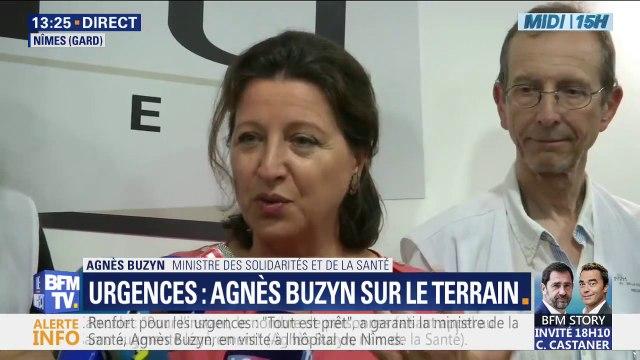 """Agnès Buzyn: """"Évitons de prendre des risques supplémentaires pour éviter de surcharger les professionnels de santé"""""""