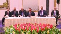 يرصد نشاط ولقاءات الرئيس السيسي خلال أعمال قمة مجموعة العشرين