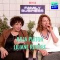 L'interview En avoir ou pas de Julia Piaton et Liliane Rovère