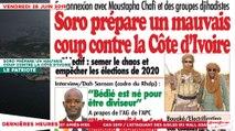 Le Titrologue du 28 Juin 2019 : Soro prépare un mauvais coup contre la Côte d'Ivoire