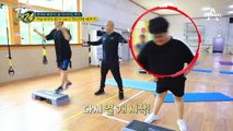 숀리가 알려주는 '전신 지방 태우기' 운동이 있다?! 마성의 운동법 大공개!